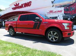 2017 Red Ford F150 Graphics - TopperKING : TopperKING | Providing ... Luverne Ford Ranger Supercab 1999 3 Cab Length Polished Round Running Board Side Step Led Light Kit Chevy Dodge Gmc Truck 2015 F150 W Pro Comp Suspension Lift Kit On 20x12 Wheels Iboard Running Board Side Steps Boards Nerf Bars Ss Aobeauty Vanguard Pickup For Trucks Amp Research Official Home Of Powerstep Bedstep Bedstep2 2018 Ford F23450 Super Duty Crew Cab 5 Special Hammerhead Ford F 150 6 Black Live In Canada Avoid These Costly Pickup Truck Addons Driving In Phoenix Arizona Driven Sound And Security Marquette