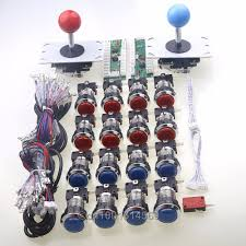 Diy Mame Cabinet Kit by Arcade Kit Led Button Promotion Shop For Promotional Arcade Kit