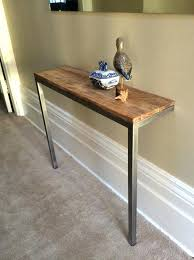 Sofa Table Walmart Canada by Fascinating Spindle Leg Console Table For House Ideas U2013 Rtw