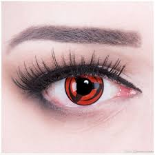 White Halloween Contacts Prescription by 100 Halloween Contact Lens Anime Naruto Cosplay Crazy
