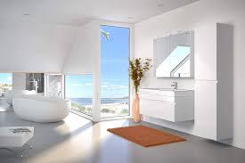 hochglanz weiß badmöbel soft 2 türen badezimmerschrank