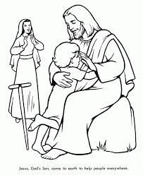 Awesome Coloring Free Bible Story Pages To Print At Printable For