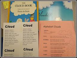 Halloween Acrostic Poem Ideas by Patties Classroom Weather Clouds And Water Cycle Activities For Kids