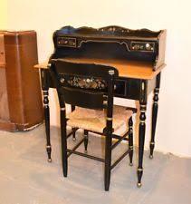 Ethan Allen Small Secretary Desk by Ethan Allen Hitchcock Furniture Ebay