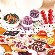 scrapbooking cuisine aliexpress com buy 20pcs food dessert scrapbooking