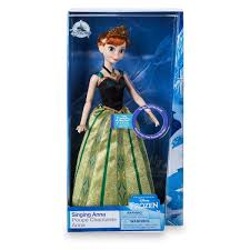 Disney Anna From Frozen Love Is An Open Door Singing Doll New With