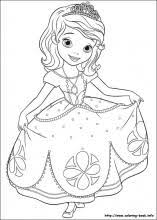 13 Sofia The First Pictures To Print And Color Last Updated December 5th