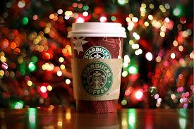 Coffee Wallpaper Entitled Christmas
