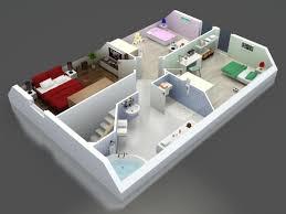 plans des maisons modernes 3d maison moderne