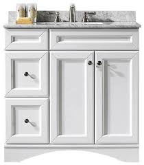 48 Bath Vanity Without Top by Vera Wedding