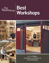 fine woodworking best workshops editors of fine woodworking