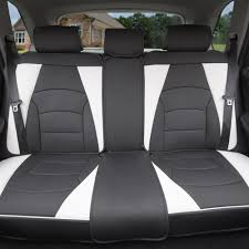 FH Group Car SUV Truck PU Leather Seat Cushion Covers Rear Bench ... Dodge Ram Pickup Seat Covers Unique 1500 Leather Truck Seat Covers Lvo Fh4 Black Eco Leather For Jeep Wrangler Truck Leatherlite Series Custom Fit Fia Inc Auto Upholstery Convertible Tops Mccoys New York Ny By Clazzio Man Tga Katzkin Vs 20pc Faux Gray Black Set Heavy Duty Rubber Diamond Front Cover Masque Luxury Supports Car Microfiber