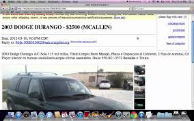 Craigslist McAllen Texas - Used Ford And Chevy Trucks Under $3000 ...