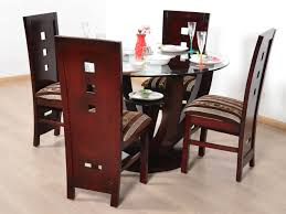 Douglas Teak 4 Seater Dining Table Set Buy and Sell Used