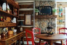Rustic Log Cabin Kitchen Ideas by Small Cabin Furniture Vintage Interior Design The Rustic Interior