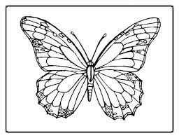 Butterfly Coloring Sheets To Print Cute Beauty Sheet Book Pages