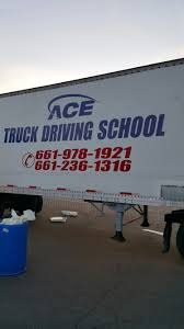 100 Truck Driving Schools In Los Angeles Ace School 1500 E Brundage Ln Bakersfield CA 93307