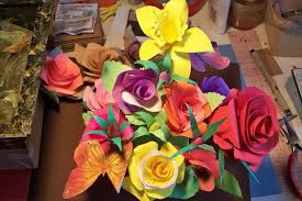 How To Make Paper Roses 9 Steps With Pictures