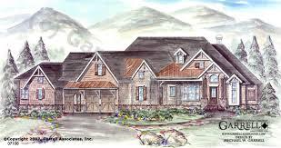 Steamboat Springs Lodge House Plan