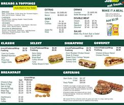 Subway Menu With Prices - Updated 2018 Subway Singapore Guest Appreciation Day Buy 1 Get Free Promotion 2 Coupon Print Whosale Coupons Metro Sushi Deals San Diego Coupons On Phone Online Sale Dominos 1for1 Pizza And Other Promotions Aug 2019 Subway Usa Banners May 25 Off Quip Coupon Codes Top August Deals Redskins Joann Fabrics Text Canada December 2018 Michaels Naimo Deal Hungry Jacks Vouchers Valid Until Frugal Feeds Free 6 Sub With 30oz Drink Purchase Sign Up For
