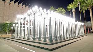 Urban Light The story of LA s great landmark for the 21st Century