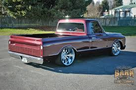 1968 Chevy Short Wide Pickup Restoration - Call For Price Or Questions