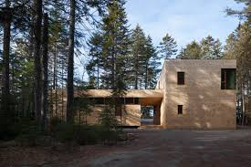 100 Architects Wings Matthew Baird Somes Sound House Acadia National
