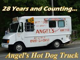 28 Years And Counting…Angel's Hot Dog Truck- Central Ave |