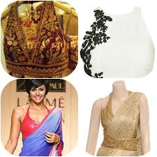 7 latest blouse necklines to wear with your sarees g3fashion com