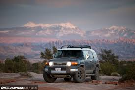 Project FJ Cruiser: Chasing Off-Road Racing - Speedhunters