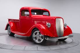 100 1937 Ford Truck For Sale 136004 Pickup RK Motors Classic Cars For