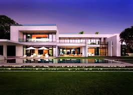 100 Modern Miami Homes Stunning Waterfront Masterpiece By Ralph Choeff In