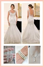 What Jewelry Looks Good With A Cap Sleeve Wedding Dress