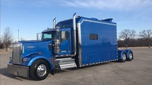 100 Big Sleeper Trucks For Sale 2016 Kenworth W900 ICT 180 Custom YouTube