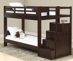 dining orange and handles bunk bed in twin bunk bed kids beds wood
