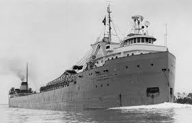 Edmund Fitzgerald Sinking Timeline by Ss Cedarville Wikipedia