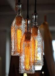 10 DIY Bottle Light Ideas