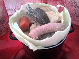 recette de potée de chou blanc à la saucisse