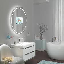 runder spiegel mit fernseher saturn