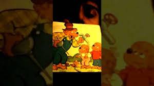 Berenstain Bears Christmas Tree Vhs by Isaac U0026 Aaliyah Vídeo Message 45 Youtube