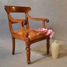 Antique Chair Scroll Arm Leather Armchair Elbow Office Desk Study ... English Style Genuine Leather Armchair Uk Englander Line Sofa Amazing Antique 35jpgset Id2 Armchairs Next Day Delivery From Wldstores Desk Chairs Executive Office Chair Reviews Luxury Club Zoom Image Chic Unique New Hand Woven Hicks And Simpsons Italian Pu Leather Office Chair Swivel Luxury Adjustable Computer Desk Big Troms Juliajonescouk Distressed Vintage Sofas Rose Grey Amusing High Back Uk White 1a Montana Halo Living