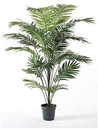 artplants de künstliche kentia palme seya 22 wedel grün 175cm kunst baum deko pflanze