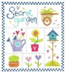 Shed Anchor Kit Instructions by Secret Garden Cross Stitch Kit Anchor Threads Cross Stitch Kits