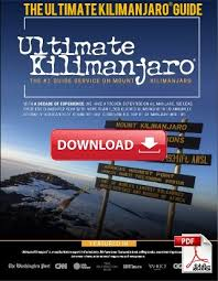 Mount Kilimanjaro Quick Facts