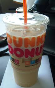 Pumpkin Iced Coffee Dunkin Donuts by Coffee Snickerdoodle State Of Mind