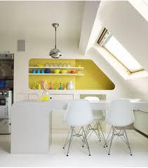 cuisine jaune et blanche cuisine blanche et jaune peinture excellium astral
