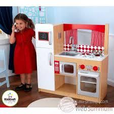 cuisine bois kidkraft cuisine suite elite kidkraft 53216 dans cuisine enfant kidkraft