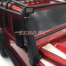100 Snorkel Truck Cool Racing SOFT Rubber Safari For 110 Traxxas TRX 4 RC