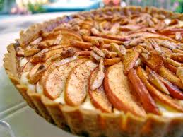 Easy Pastry Shop Apple Tart