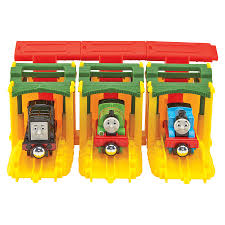 Thomas The Train Tidmouth Sheds Playset by Thomas U0026 Friends Take N Play Tidmouth Sheds Toys R Us Australia